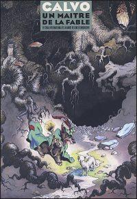 CALVO UN MAITRE DE LA FABLES (Wolf Cover)
