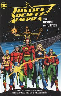 JUSTICE SOCIETY OF AMERICA The Demise of Justice