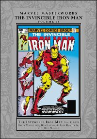 MARVEL MASTERWORKS THE INVINCIBLE IRON MAN Volume 13
