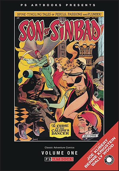 PRE-CODE CLASSICS ADVENTURE COMICS Volume 1 Hardcover