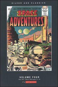 SILVER AGE CLASSICS SPACE ADVENTURES Volume 4