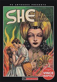 SHE by H Rider Haggard