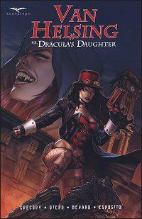 VAN HELSING VS DRACULA'S DAUGHTER
