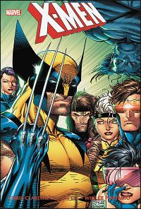 X-MEN By Chris Claremont & Jim Lee Omnibus Volume 2