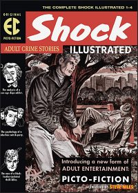 THE EC ARCHIVES Shock Illustrated