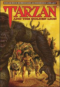 EDGAR RICE BURROUGHS AUTHORIZED LIBRARY Volume 9 Tarzan and the Golden Lion