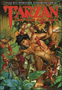 EDGAR RICE BURROUGHS AUTHORIZED LIBRARY Volume 10 Tarzan and the Ant Men