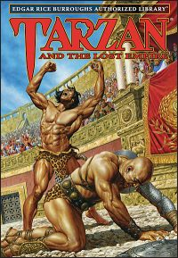 EDGAR RICE BURROUGHS AUTHORIZED LIBRARY Volume 12 Tarzan and the Lost Empire