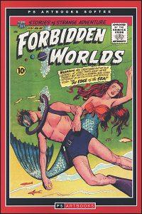 PS Artbooks Softee Forbidden Worlds Volume 14