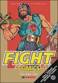 GOLDEN AGE CLASSICS FIGHT COMICS Volume 1