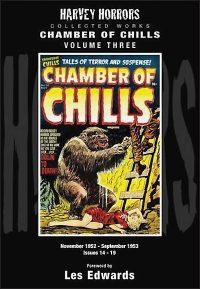 HARVEY HORRORS CHAMBER OF CHILLS Volume 3 Hardcover