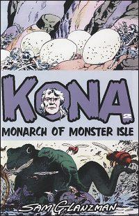 KONA MONARCH OF MONSTER ISLE Volume 2