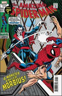 AMAZING SPIDER-MAN #101 & BLACK KNIGHT #1 Facsimile Set