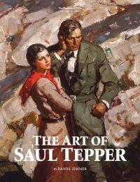 THE ART OF SAUL TEPPER