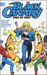 THE BLACK CANARY Bird of Prey