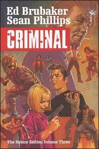 CRIMINAL Deluxe Edition Volume Three