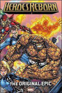 HEROES REBORN The Original Epic Omnibus