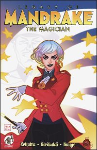 THE LEGACY OF MANDRAKE The Magician Volume 1