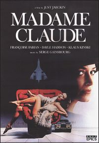 MADAME CLAUDE DVD