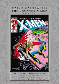 MARVEL MASTERWORKS UNCANNY X-MEN Volume 13