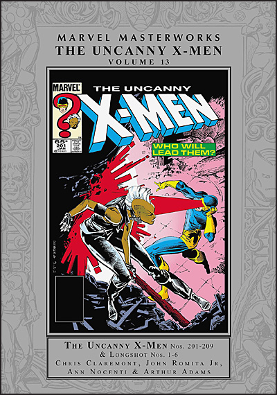MARVEL MASTERWORKS UNCANNY-XMEN Volume 13
