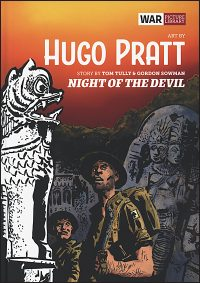 NIGHT OF THE DEVIL War Picture Library By Hugo Pratt