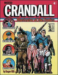 REED CRANDALL ILLUSTRATOR OF THE COMICS Signed