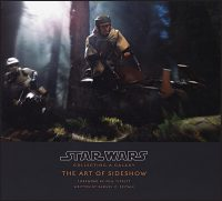 STAR WARS Collecting a Galaxy The Art of Sideshow Hurt