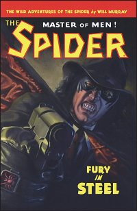 WILD ADVENTURES OF THE SPIDER FURY IN STEEL HC