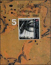 H.R. GIGER POLTERGEIST II DRAWINGS 1983-1985