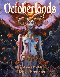 OCTOBERLANDS An Autumnal Portfolio By Daniel Brereton Signed