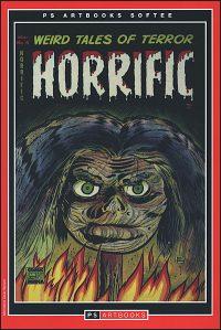 PS Artbooks Softee Pre-Code Classics Horrific
