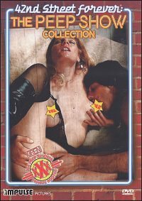 42ND STREET FOREVER Peep Show Collection #42 DVD