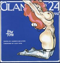GLAMOUR 24 Alex Toth