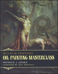 SCI-FI & FANTASY OIL PAINTING MASTERCLASS Signed