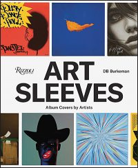 ART SLEEVES – ALBUM COVERS BY ARTISTS