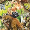 CAVEWOMAN METAL AGE #2 Budd Root Cover F