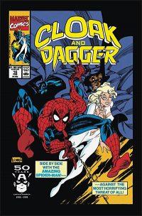 CLOAK AND DAGGER Omnibus Volume 2