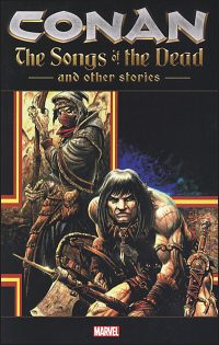 CONAN The Songs of The Dead and Other Stories
