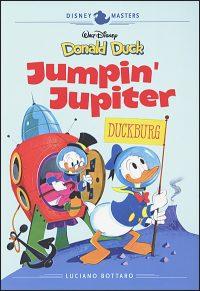 DISNEY MASTERS Volume 16 Donald Duck Jumpin' Jupiter!