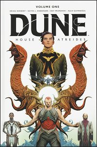 DUNE House Atreides Volume 1