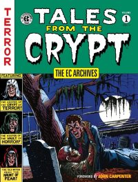 EC ARCHIVES Tales from the Crypt Volume 1