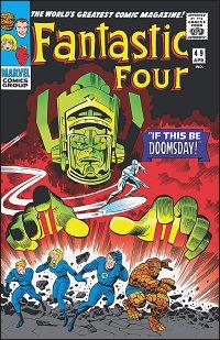 THE FANTASTIC FOUR Omnibus Volume 2