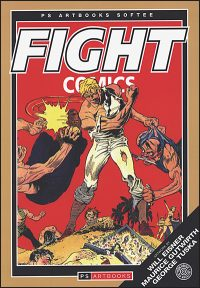 PS Artbooks Softee Fight Comics Volume 1