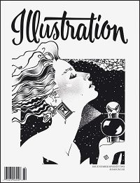 ILLUSTRATION MAGAZINE #72