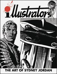 ILLUSTRATORS QUARTERLY SPECIAL #10 The Art of Sydney Jordan & Jim Holdaway
