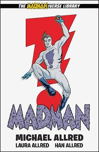 MADMAN LIBRARY EDITION Volume 1 Signed