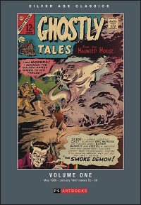 SILVER AGE CLASSICS: GHOSTLY TALES Volume 1 Hardcover