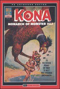 PS Artbooks Softee Kona Monarch of Monster Isle Volume 2