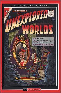 PS Artbooks Softee Mysteries of Unexplored Worlds Volume 1